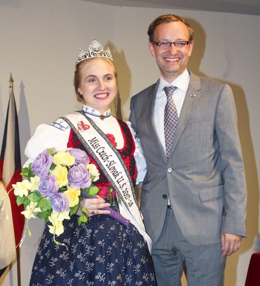 Miss Czech Slovak US Pageant