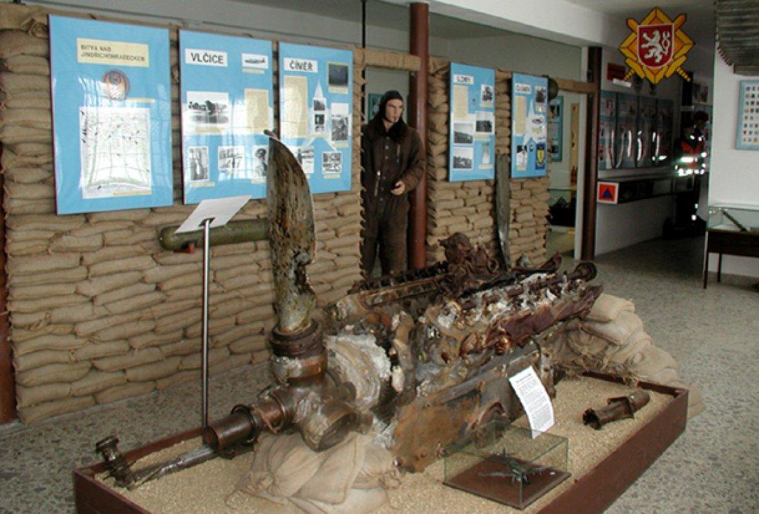 Letecké muzeum v Deštné představuje historii bitvy