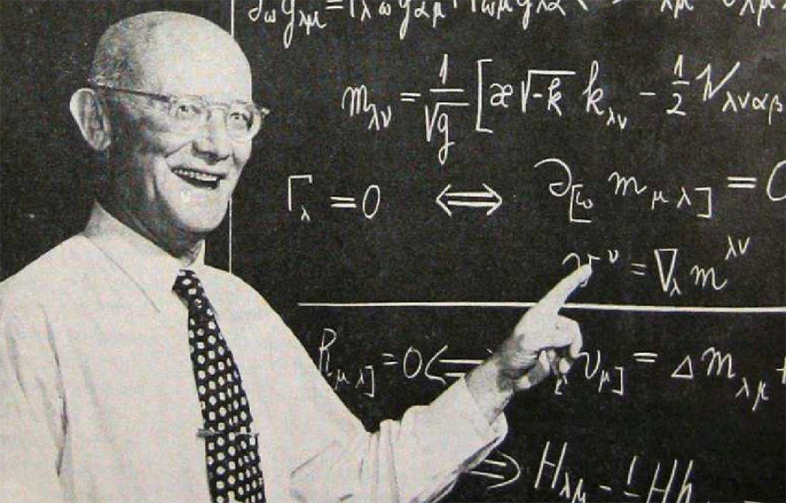 Matematik Václav Hlavatý, nar. 27.1. 1984 (Louny)