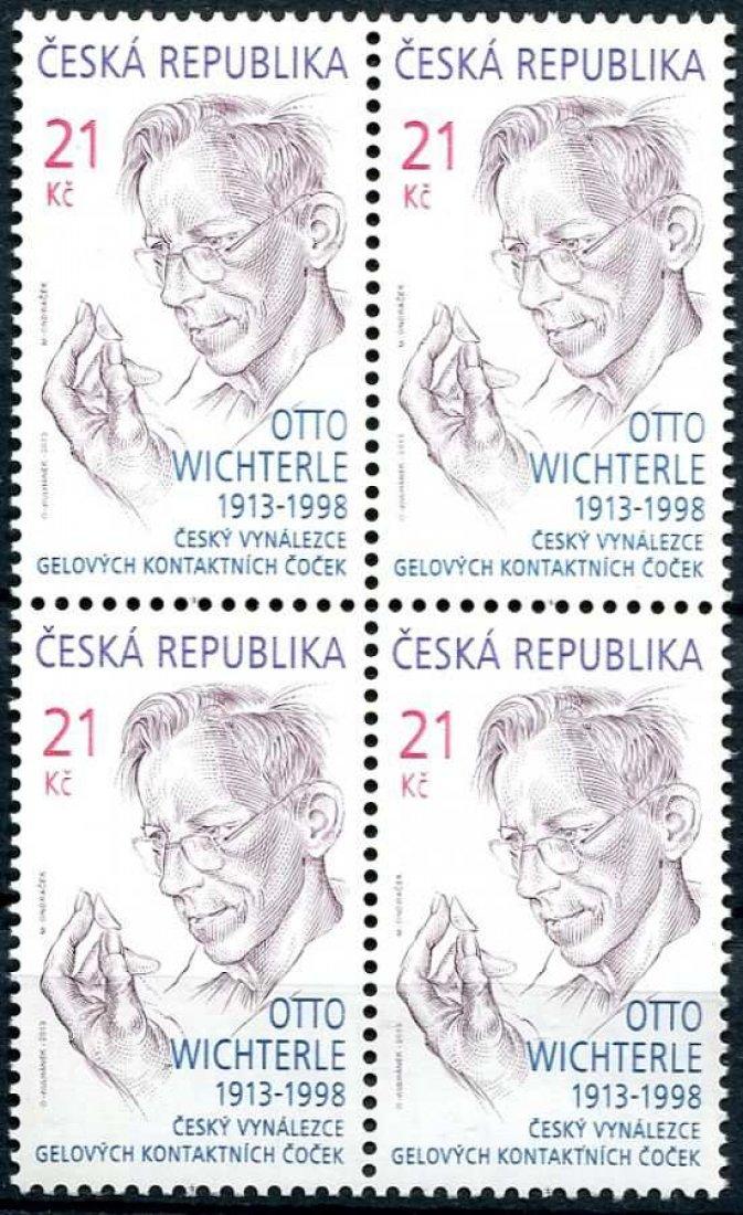 Prof. Ing. RNDr. Otto Wichterle, DrSc. se narodil