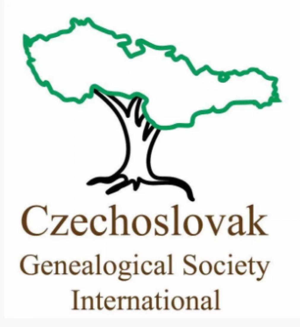 Logo Československé mezinárodní genealogické spole