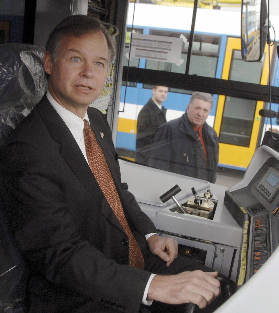 České tramvaje ve Washingtonu DC