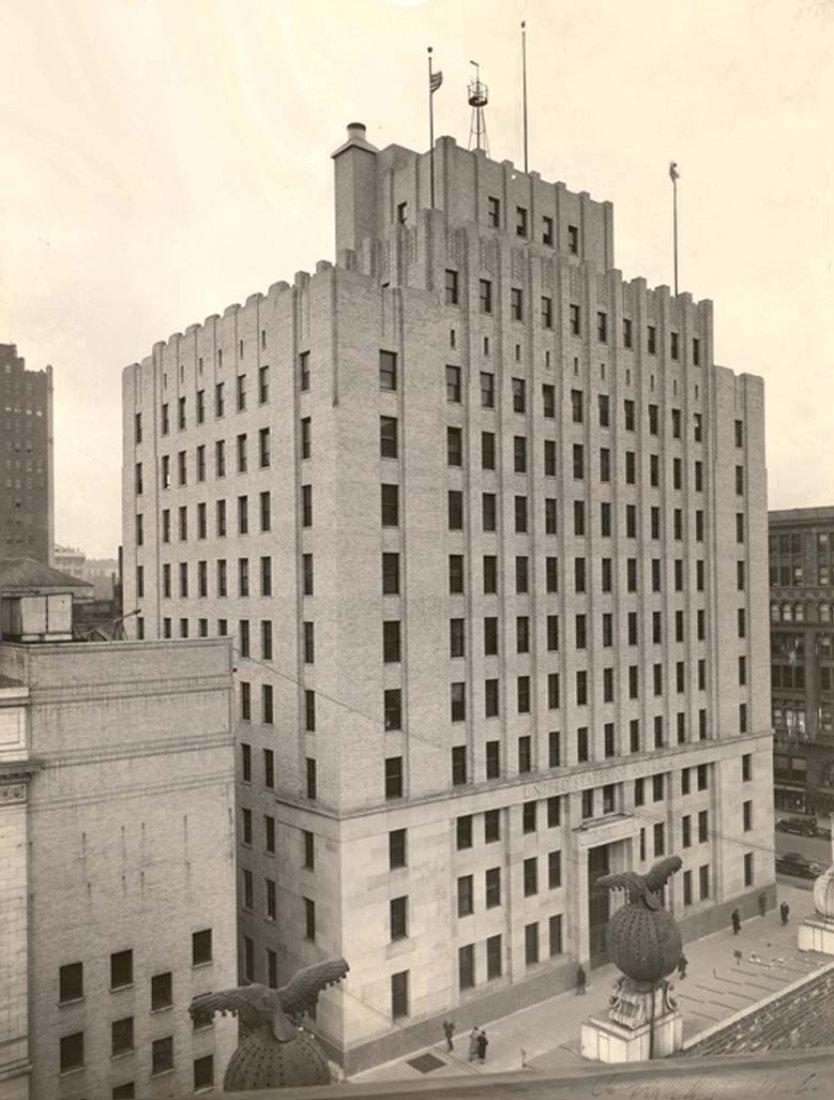 Omaha v Nebrasce na počátku 20. Století.