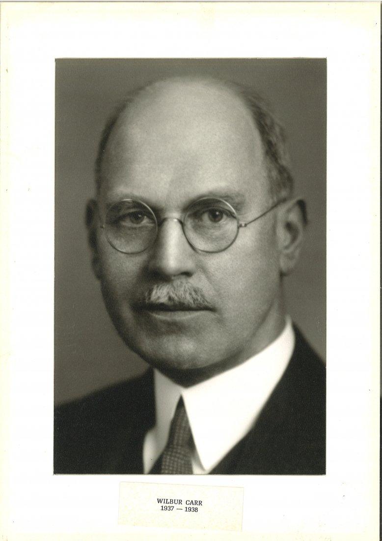 Wilbur J. Carr