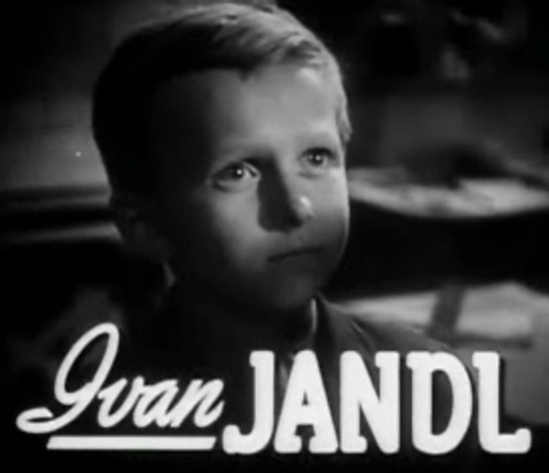 Ivan Jandl ve filmu The Search.