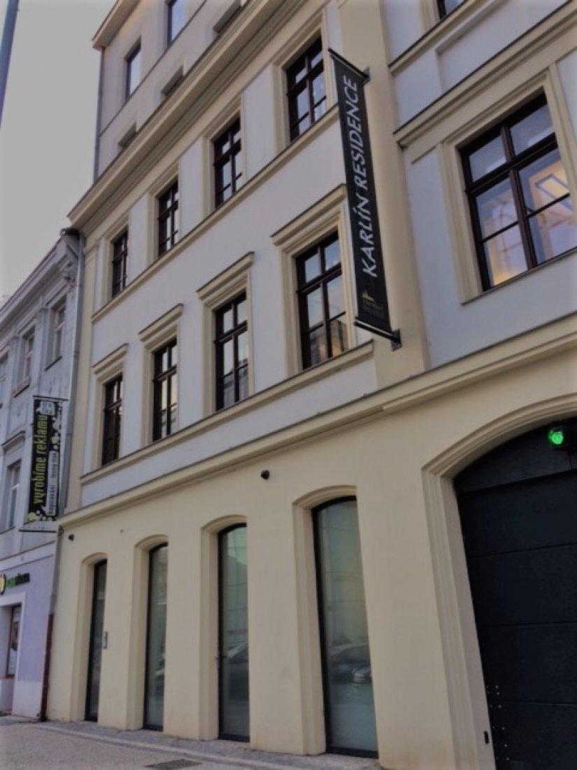 Kancelář MARK BBDO sídlící v pražském Karlíně