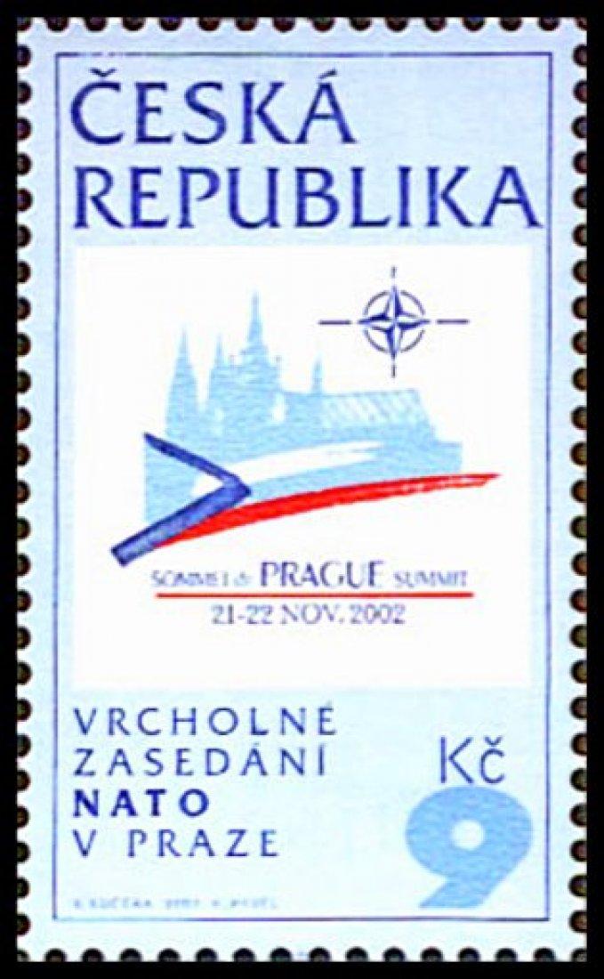 známka NATO