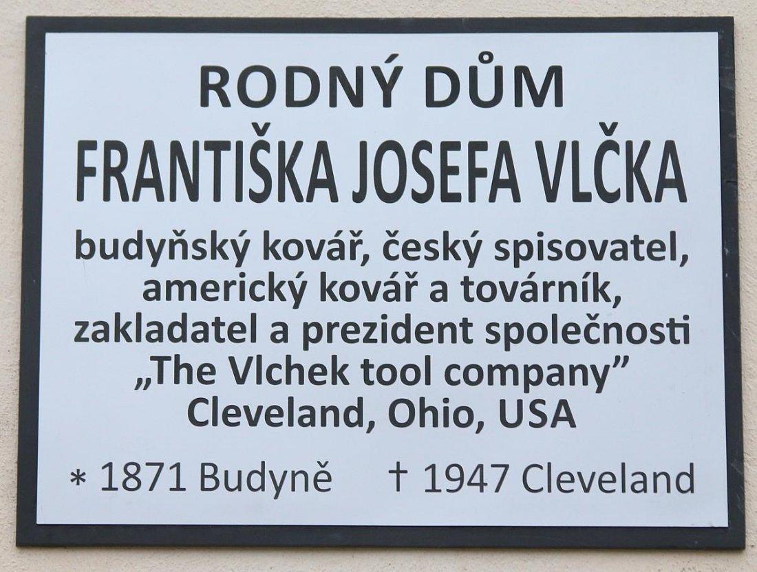 František Vlček Budyně