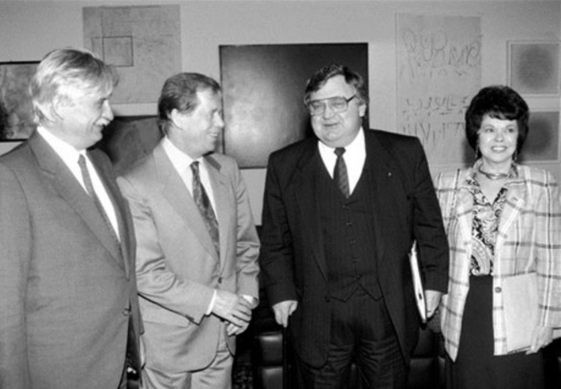 Dohoda o Fulbrightově komisi
