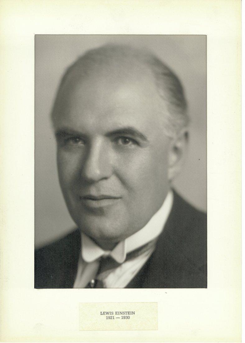 Lewis Einstein