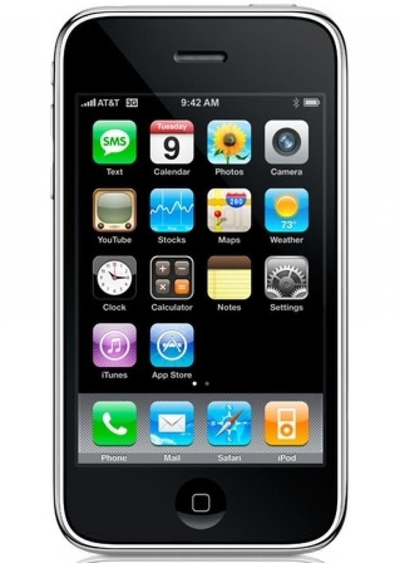 Apple iPhone 3G, který umí skoro všechno.