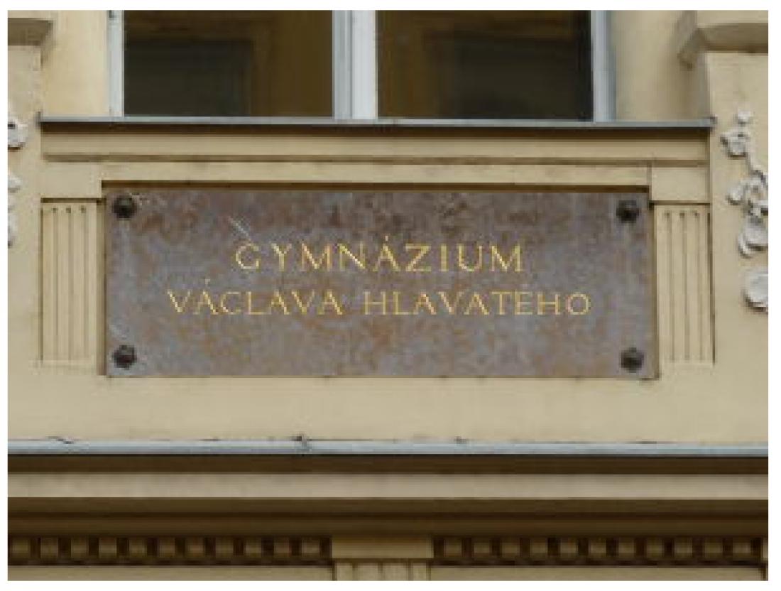 Gymnázium Václava Hlavatého v Lounech