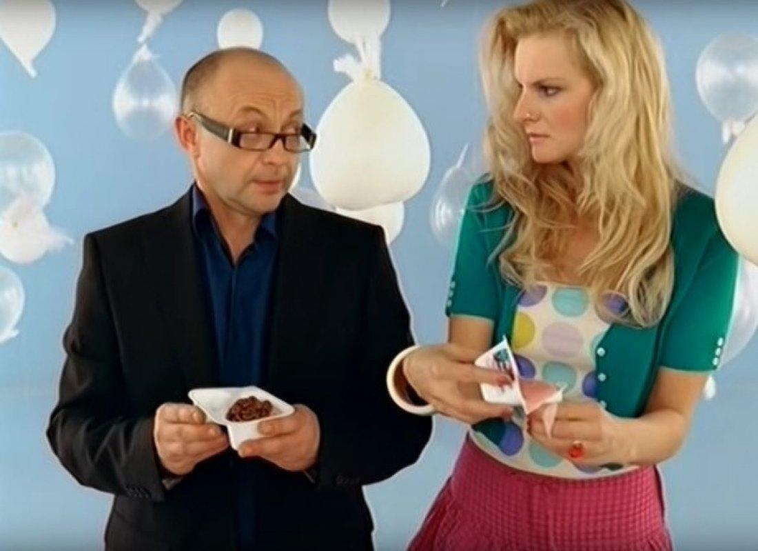 Blondyna - Muller jogurt 2011