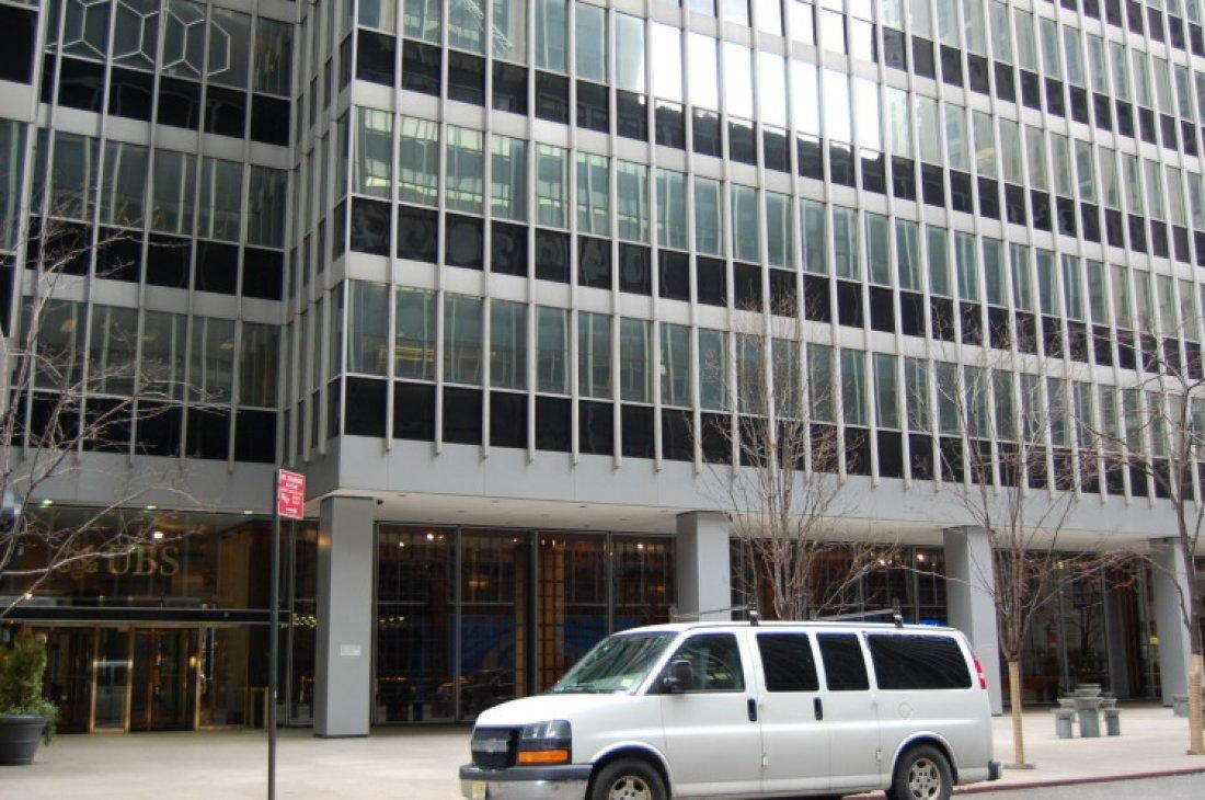 1285 Avenue of the Americas - budova v níž sídlí n